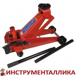 Домкрат гидравлический подкатной 3,5т с педалью 80-255 Miol