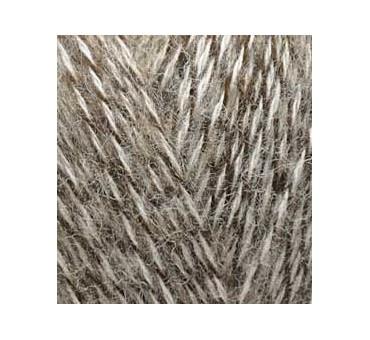 ANGORA GOLD 702 бежевый мулине - 20% шерсть, 80% акрил