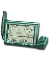 Гигрометр, термометр, регистратор Extech RH520A-220