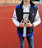 Жилетка с карманами Reebok 1034 мужская