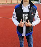 Жилетка с карманами Reebok 1034 мужская, фото 1