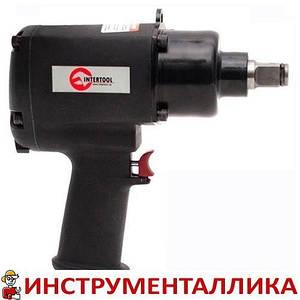 Гайковерт пневматический 3/4 1300Нм 5000об/мин PT-1105 Intertool профессиональный