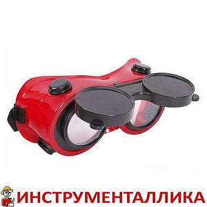 Очки сварщика SP-0023 Intertool