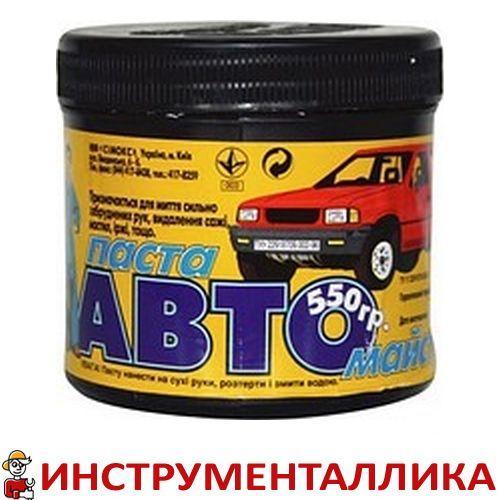 Паста для очистки рук 550 гр Украина