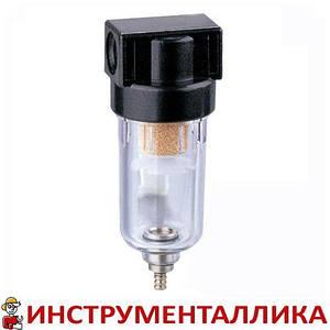 Фильтр для очистки воздуха, 1/4 PT-1411 Intertool