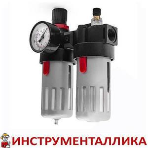 """Блок подготовки воздуха 1/2"""" PT-1430 Intertool"""