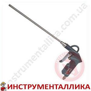 Пистолет продувочный длинный 210 мм PT-0801 Intertool