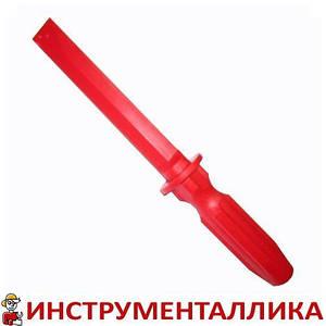 Инструмент для снятия клеющихся грузиков красный