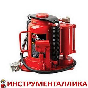 Домкрат бутылочный пневмо гидравлический 30т TRQ30002 Torin