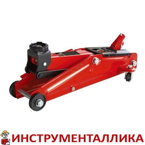Домкрат гидравлический подкатной в кейсе 2т TA820011S Torin