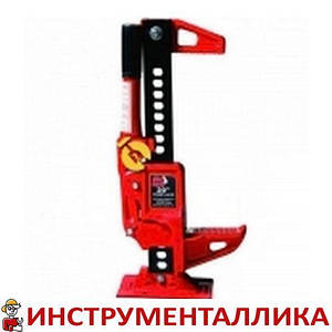 Домкрат реечный 3т 125 - 318мм TRA8205 Torin