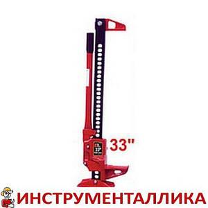 Домкрат реечный 3т 125 - 660мм TRA8335 Torin