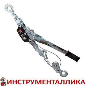 Лебедка механическая рычажная 4т двойное зубчатое колесо TRK8041 Torin