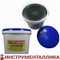 Монтажная паста Экстра зеленая с герметиком 4 кг Украина