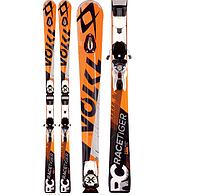 Горные лыжи VOLKL RACETIGER RC UVO 165 см + MOTION 11.OD, фото 1