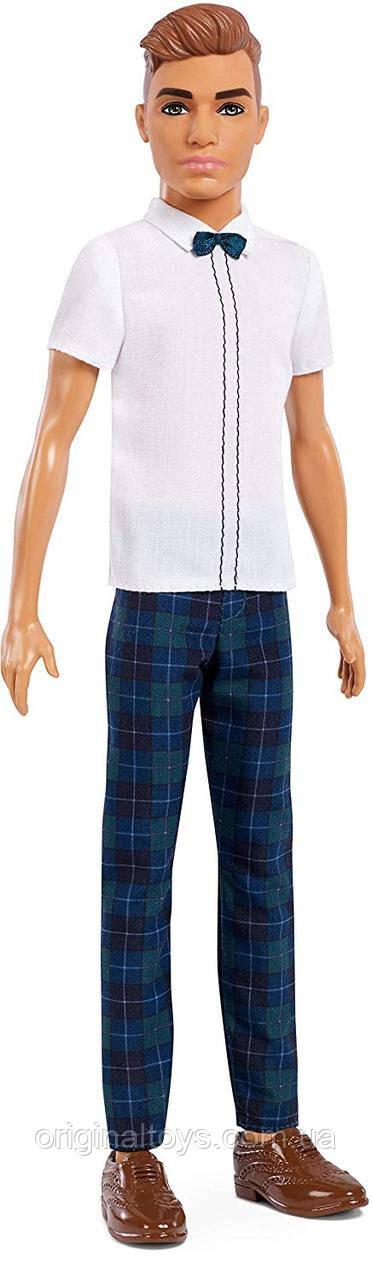 Кукла Барби Кен Модник 117 Barbie Fashionistas Slick Plaid Ken Mattel FXL64
