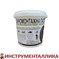 Монтажная паста Solo белая с герметиком 1 кг Украина