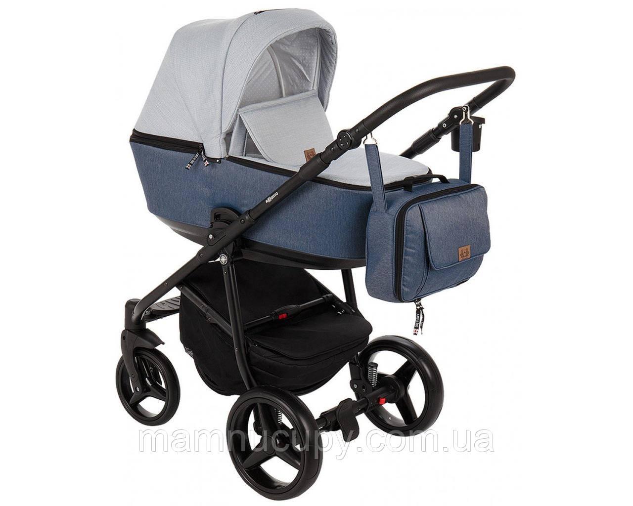 Универсальная коляска 2 в 1 Adamex Reggio Y41