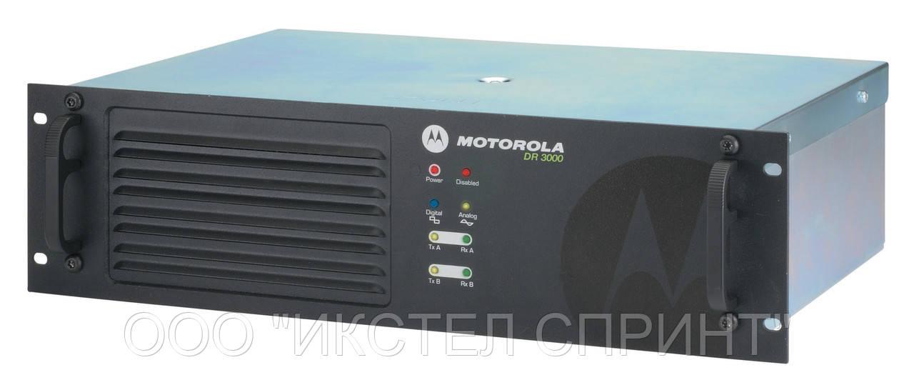 Репитер Motorola MotoTRBO DR3000 (25W,403-470Mhz)