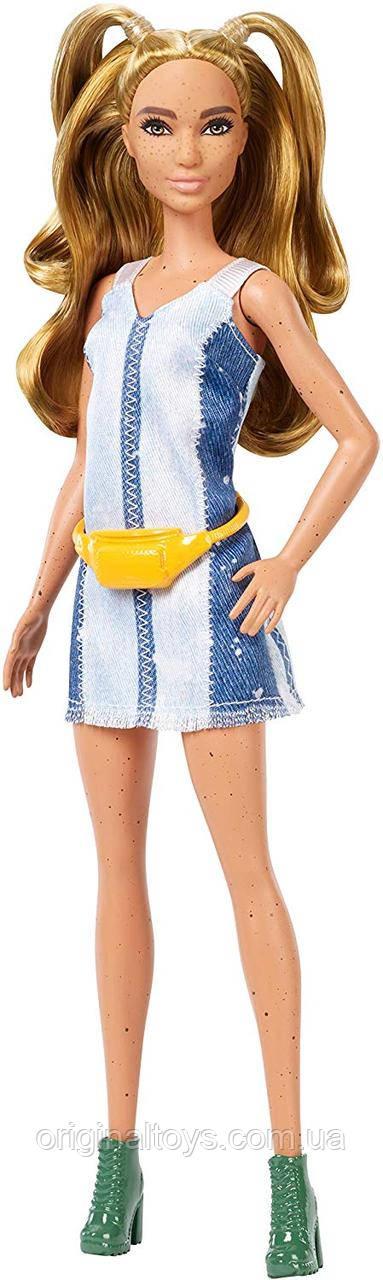 Кукла Барби Модница Barbie Fashionistas 108 Mattel FXL48