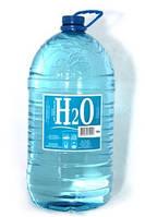 Вода дистилированная H2O 10L