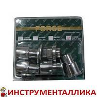 Набор секреток колесных 12 шаг 1.5 5 предметов 643405 Force