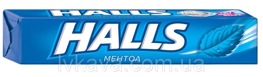 Леденцы  Halls со вкусом ментола , 25,2  гр, фото 2