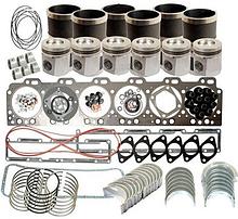 Ремкомплект двигателя (8.9L) трактора New Holland T8040, Case MX 240, MX255, MX270