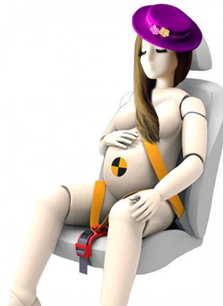 Универсальный адаптер автомобильного ремня для беременных INSAFE