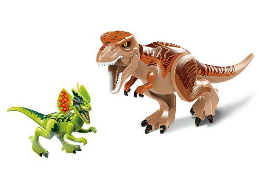 "Конструктор Lele 39097 (аналог Lego Jurassic World) "" Динозавры"""