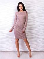 Женское платье ангора А29