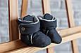 Пинетки-сапожки, черные, фото 2