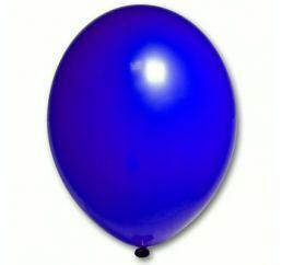 Воздушные шары  королевский синий пастель 30 см BelBal  Бельгия 5 шт