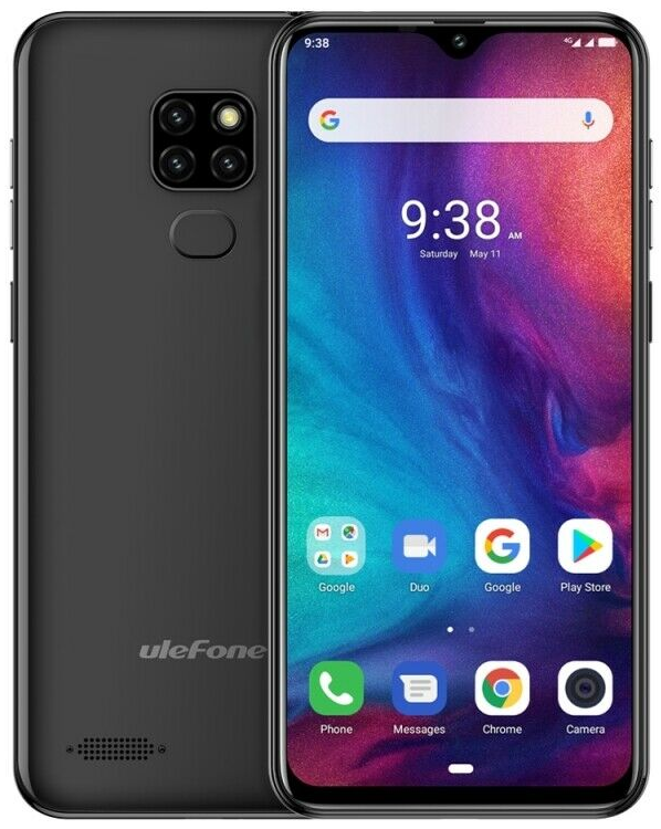 Ulefone Note 7P 3/32 Gb black