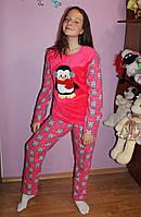 Пижама женская  Комфорт розова, фото 1