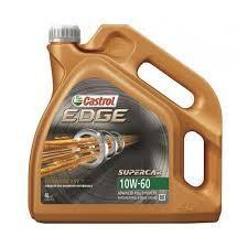 Моторное масло Castrol Edge 10W-60 Supercar 4 л