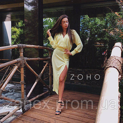 Платье Zanex «Алегра», желтое, фото 2