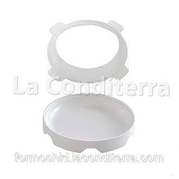 Силиконовые формы для десертов SILIKOMART ECLIPSE ONE180-45 (d=180 мм, объем=1000 мл)