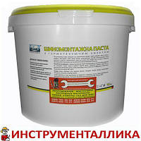 Монтажная паста белая с герметиком 10 кг Украина