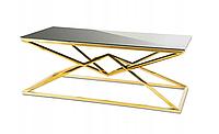 Журнальный столик Diamanto Gold Black 2 IH-072GB, фото 1