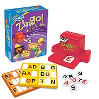 Игра Строитель слов | ThinkFun Zingo Word Builder 7706