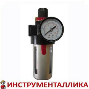 """Фильтр очистки воздуха с редуктором 1/2"""" BFR4000 Airkraft"""