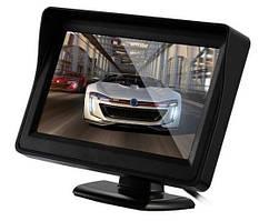 """4,3"""" TFT LCD компактный автомобильный монитор"""