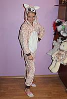 Пижама кигуруми Енот (122, 128, 134), фото 1