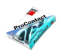 Смесь для приклеивания и  защиты утеплителя МВ, ППС плит Baumit Pro Contact, 25кг