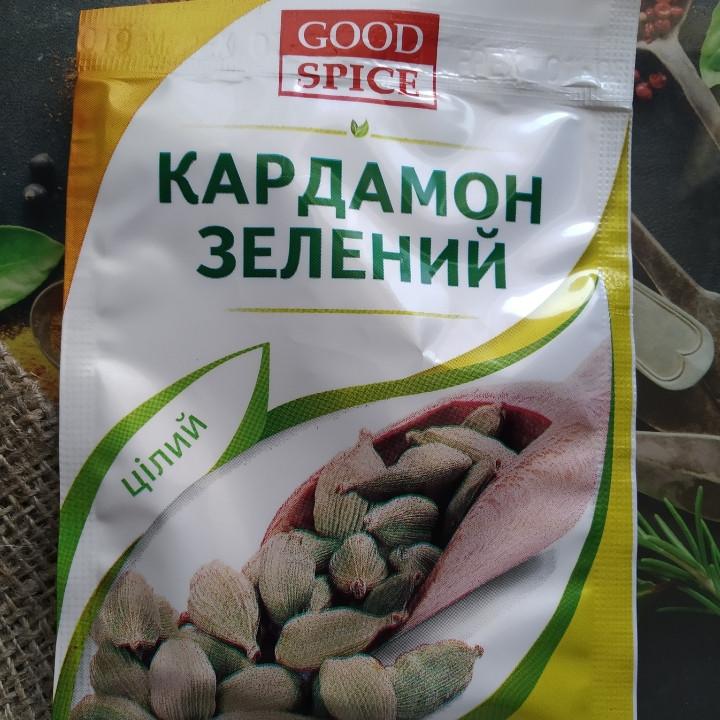 "Кардамон целый ""Good spice"" 4 гр"