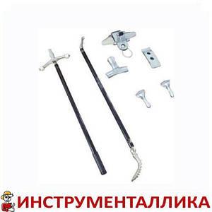 Набор ручного инструмента для монтажа грузовых колёс Hpmm