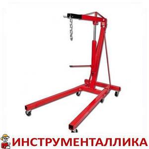 Кран гидравлический складной 1000 кг ZX0601A Best