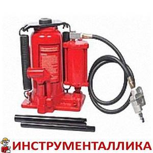 Домкрат бутылочный пневмо гидравлический 20т ZX1001B Best