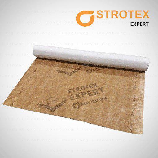 STROTEX Киев EXPERT, Польша, четырехслойная супердиффузионная мембрана Стротекс (Польша)
